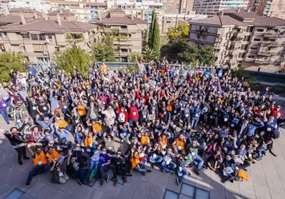 WordCamp Granada 2018: Lavín compae